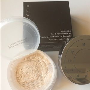 Becca Hydra Mist Setting Powder